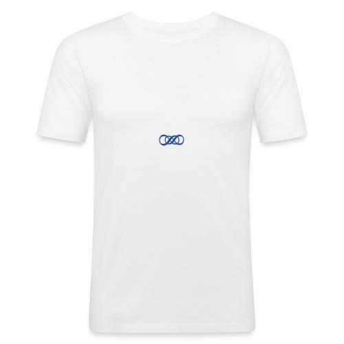 V - T-shirt près du corps Homme