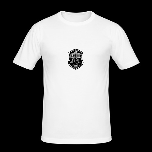 BenzBuddiesBerlin - Logo - Männer Slim Fit T-Shirt