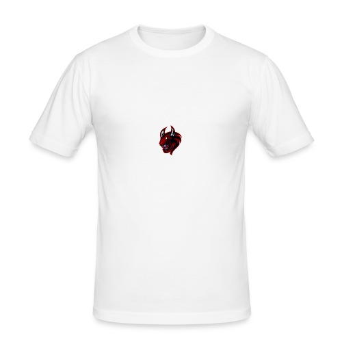 Eon Mascot - Men's Slim Fit T-Shirt
