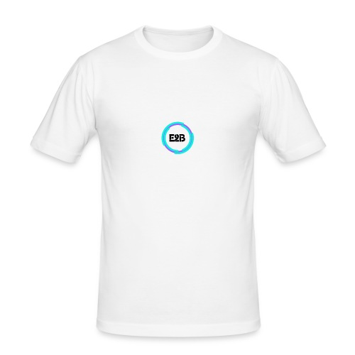 E2B - Slim Fit T-skjorte for menn