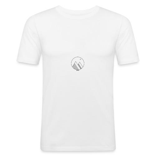 Mountains - slim fit T-shirt