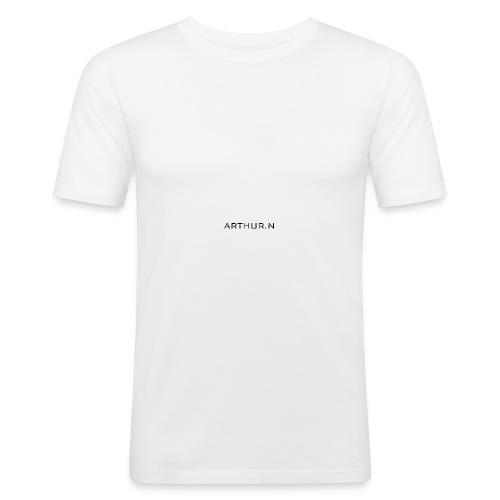 ARTHUR.N - Slim Fit T-shirt herr