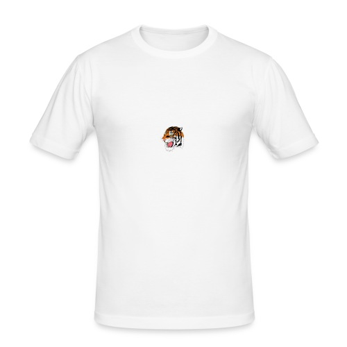 tiger for mearch png - Men's Slim Fit T-Shirt