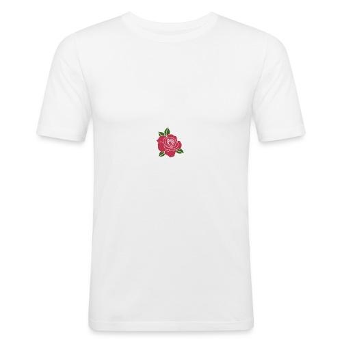 ROSE - Men's Slim Fit T-Shirt