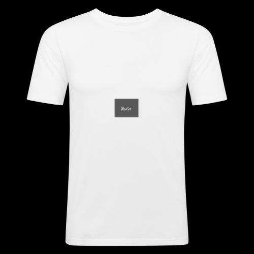 first logo - T-shirt près du corps Homme