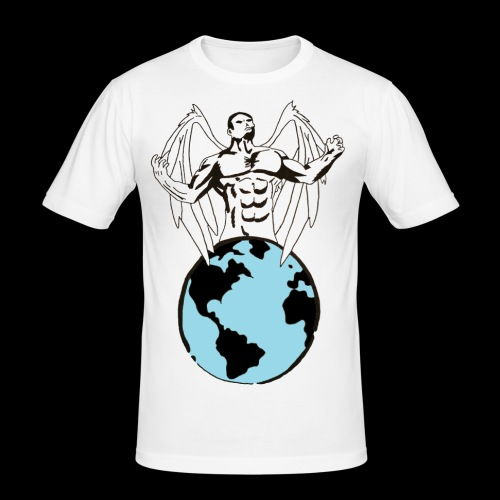 KSK angel - T-shirt près du corps Homme