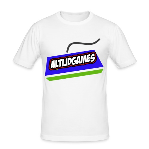 AltijdGames - slim fit T-shirt