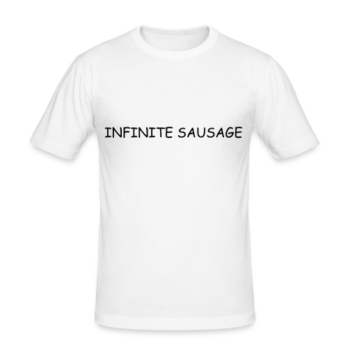 INFINITE SAUSAGE - slim fit T-shirt