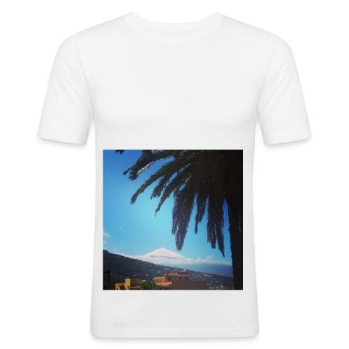 Islas Tenerife - Maglietta aderente da uomo