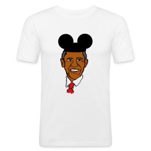 Pick A President V2 - Men's Slim Fit T-Shirt