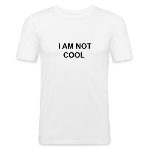 IANC BLOCK - Men's Slim Fit T-Shirt