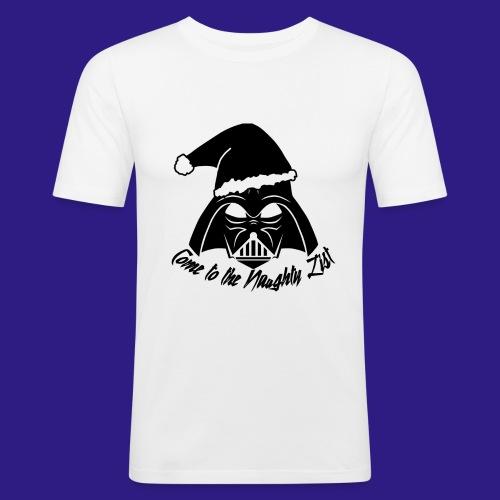 Vader's List - Men's Slim Fit T-Shirt