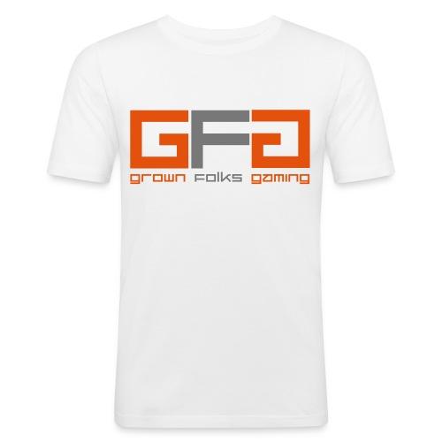 Grown Folks Gaming Official Tshirt - Men's Slim Fit T-Shirt