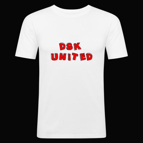 Dsk United - Männer Slim Fit T-Shirt
