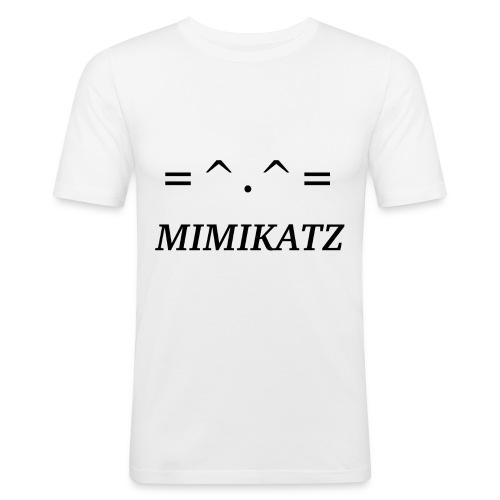 mimikatz - Männer Slim Fit T-Shirt