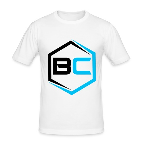 BradCubed 2018 Reboot Merch - Men's Slim Fit T-Shirt