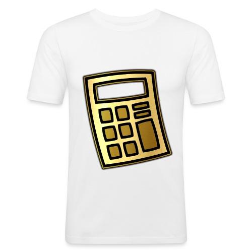 zakrekenmachine - Men's Slim Fit T-Shirt
