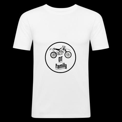 DT Family Standard - Männer Slim Fit T-Shirt