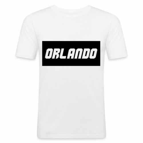 Orlando-Merch - Slim Fit T-skjorte for menn
