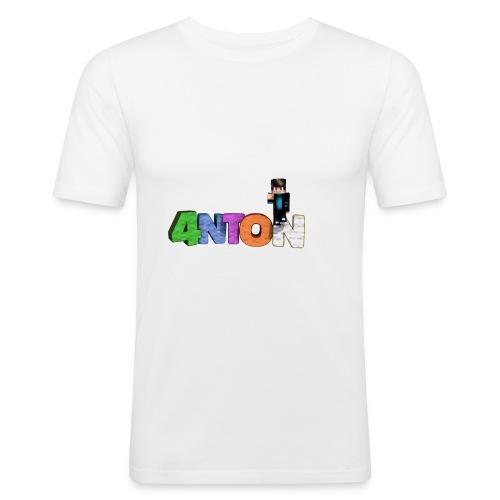 4nton Sitzend - Männer Slim Fit T-Shirt