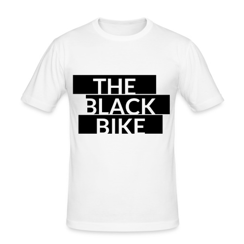 THE BLACK BIKE - T-shirt près du corps Homme