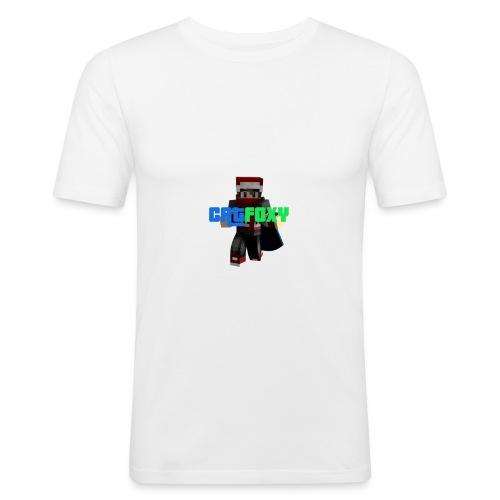 catFoxy's Merch - Männer Slim Fit T-Shirt