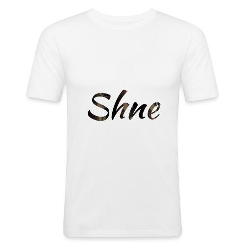 New Shne - Männer Slim Fit T-Shirt