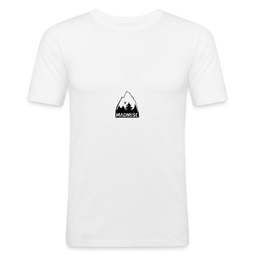 Madn'esc - T-shirt près du corps Homme