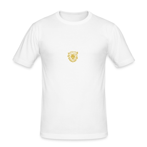 Lion - Men's Slim Fit T-Shirt