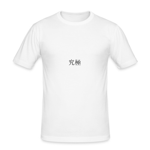 Ultimate Classique Black - T-shirt près du corps Homme