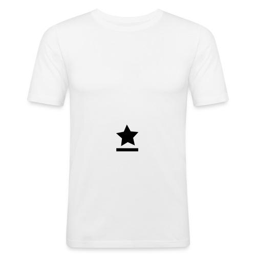 Starshine - Männer Slim Fit T-Shirt