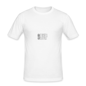 Irish proclamation - Men's Slim Fit T-Shirt