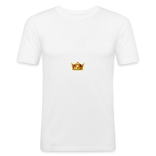 GoldCrown - Männer Slim Fit T-Shirt