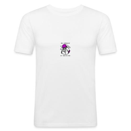 T-shirt D12M - slim fit T-shirt