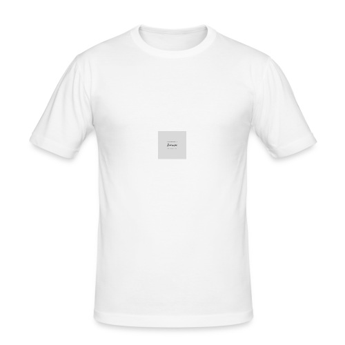 Ice Cream Party - Miesten tyköistuva t-paita