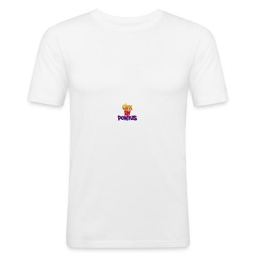 GFX By Pontus mugg - Slim Fit T-shirt herr