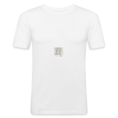 1-jpg - Maglietta aderente da uomo