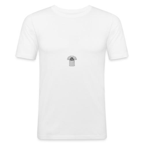 Fr-png - Herre Slim Fit T-Shirt