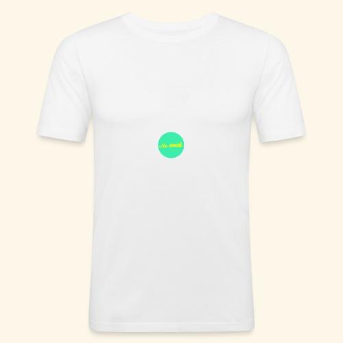 No Sweat - T-shirt près du corps Homme