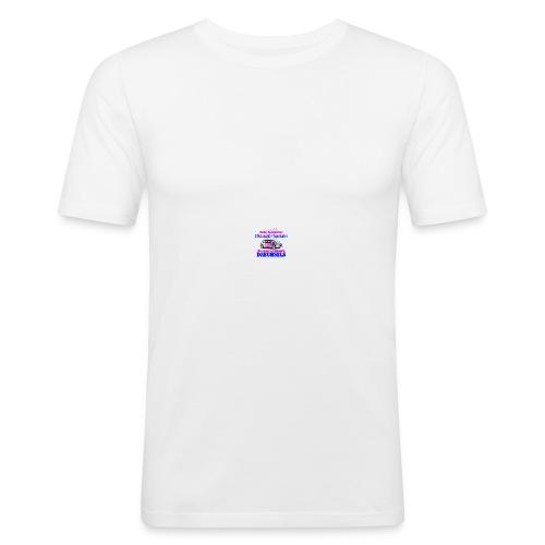 drugmand_tamburini_logo-png - T-shirt près du corps Homme