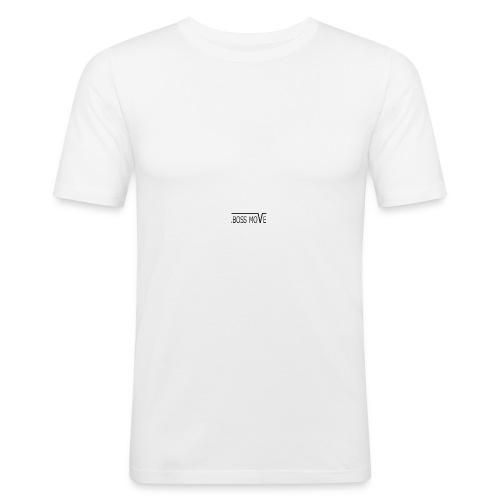 Boss Move 2 - Männer Slim Fit T-Shirt