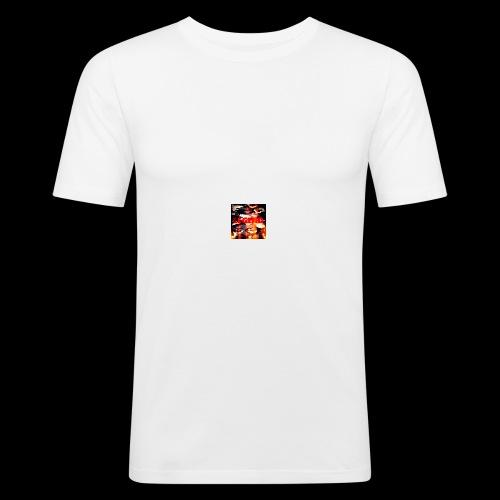 camo legend - Men's Slim Fit T-Shirt