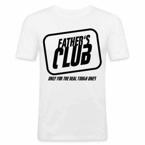 Father's Club - Männer Slim Fit T-Shirt