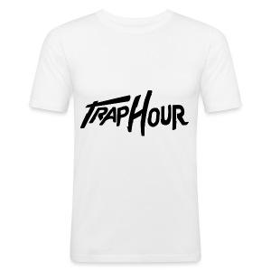 Trap Hour Shirt - Men's Slim Fit T-Shirt
