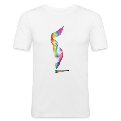 420 - Camiseta ajustada hombre