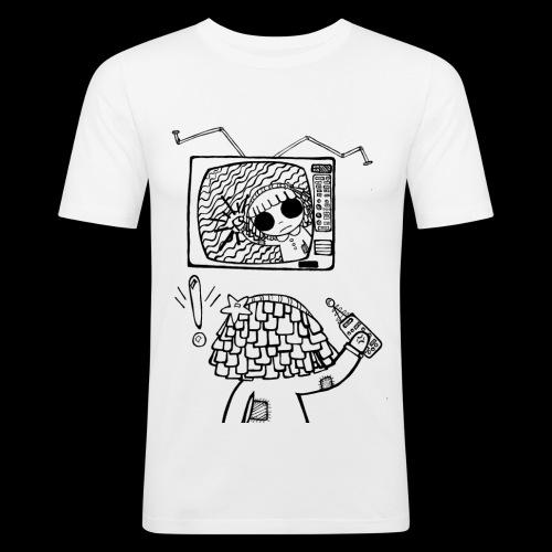 dehidre 1 - Camiseta ajustada hombre
