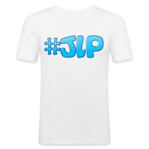 #JLP Merch - Männer Slim Fit T-Shirt