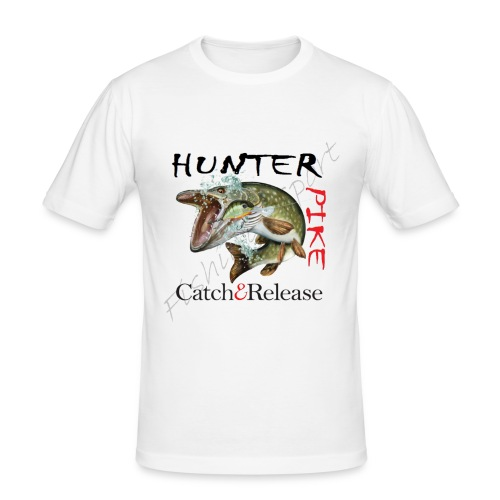 HUNTER PIKE - Obcisła koszulka męska
