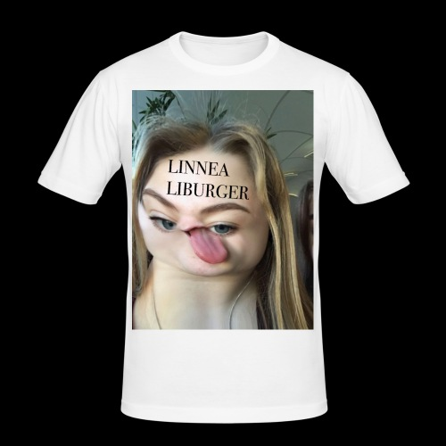Linnea Liburger - Slim Fit T-shirt herr