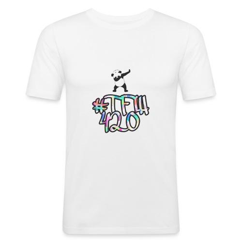 #TFW 420 - Maglietta aderente da uomo